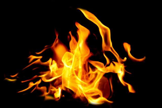 炎のイメージ