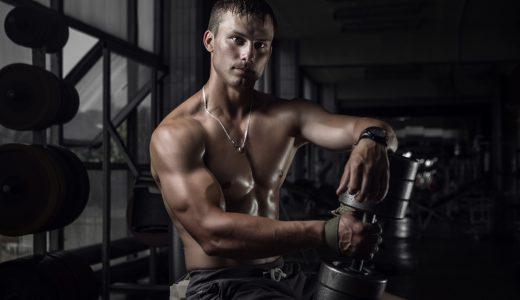ライイングトライセプスエクステンションで上腕三頭筋を鍛え抜こう!トレーニング方法を解説