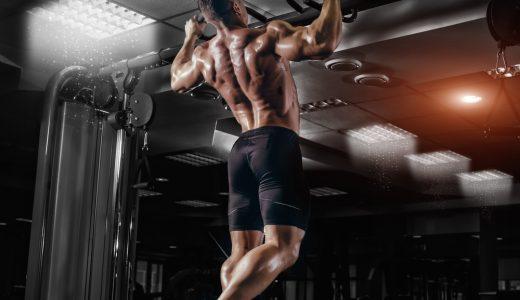 懸垂で回数をこなせるようになって効率的にトレーニングしよう!