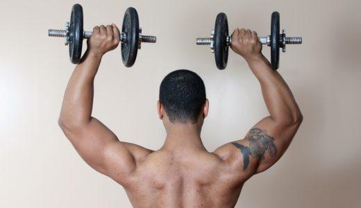 広背筋をダンベルで鍛えよう!|正しいやり方や応用的なやり方を優しく解説