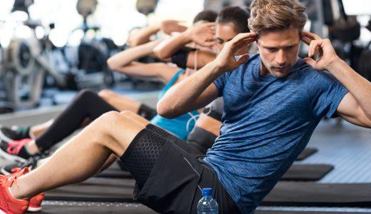 リバースクランチの腹筋鍛え方ガイド|正しいやり方から応用まで解説
