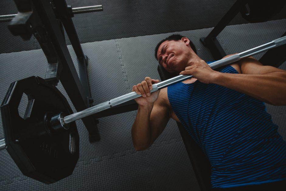 体重 ない 増え トレ 筋