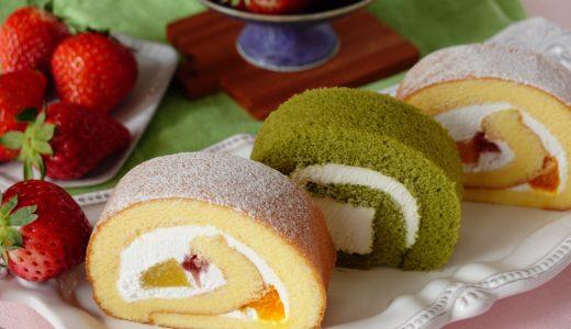 ロールケーキはカロリーが高い?コンビニのロールケーキなどのカロリーなどを解説!
