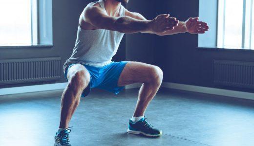スクワットで筋肉痛になる人必見!筋肉痛が起きる理由は対処法を解説!