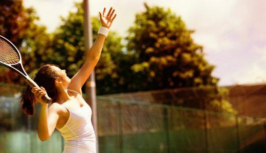 テニスをさらに上達させるために筋トレをしよう!|テニスに必要な筋肉を鍛える方法